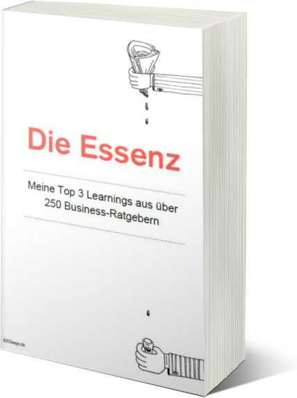 Cover Die Essenz