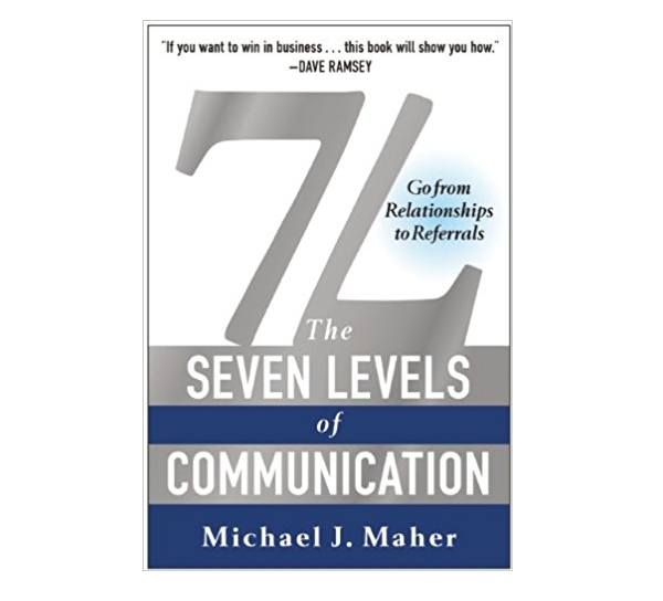 7 Levels of Communication Buchcover