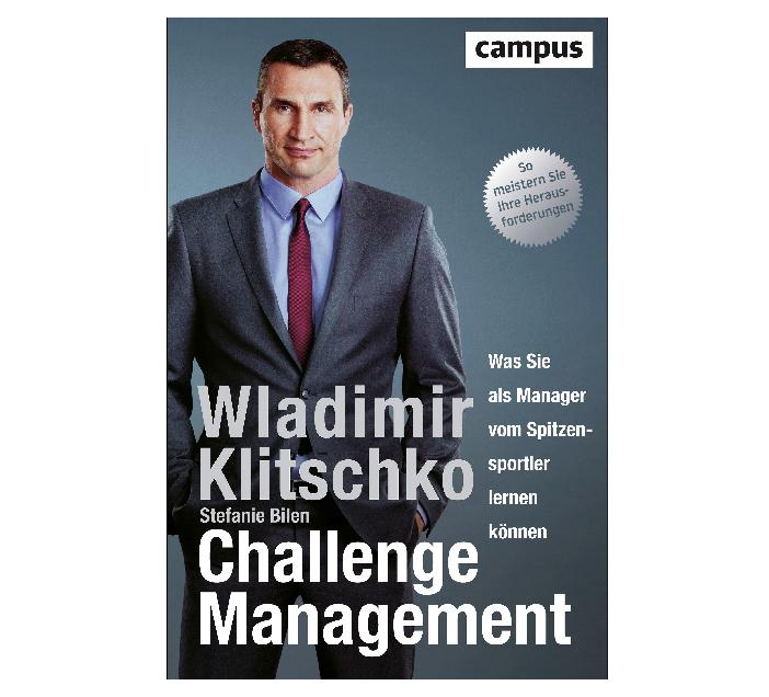 Challenge Management Buchcover