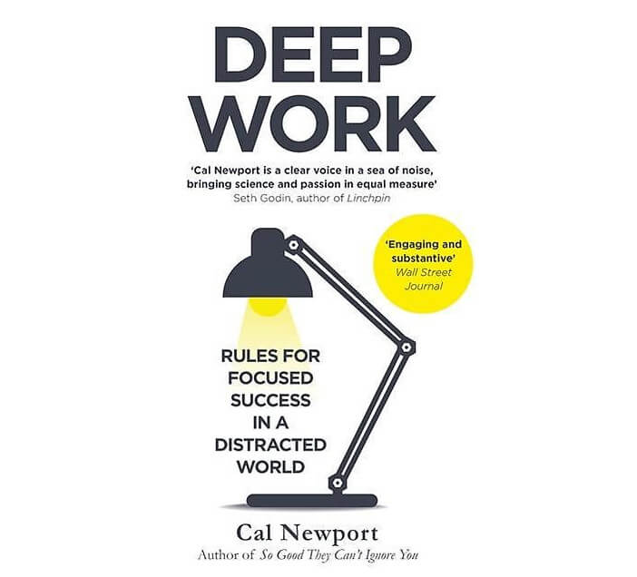 Buchcover Deep Work