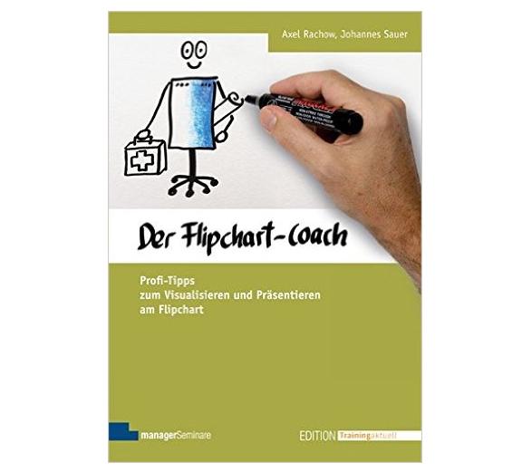 Der Flipchart-Coach Buchcover