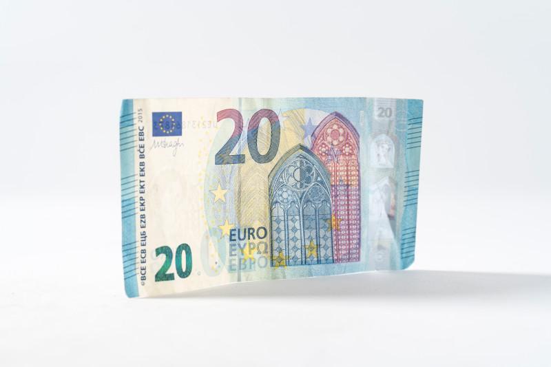 Der reichste Mann von Babylon - Euroschein
