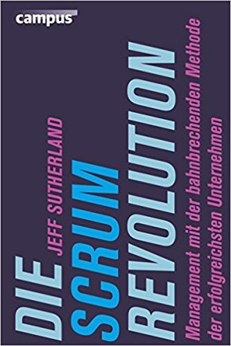 Die Scrum-Revolution Buchcover