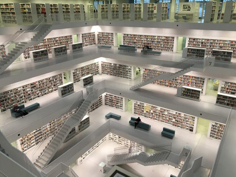 Homo Deus - Bibliothek