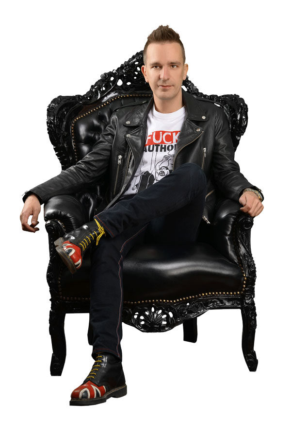 Investment Punk Gerald Hörhan
