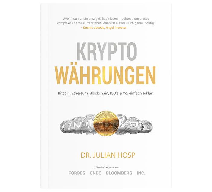 Kryptowährungen Buchcover