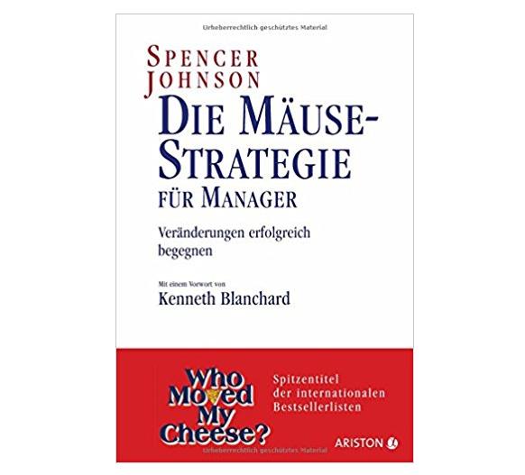 Mäusestrategie für Manager Buchcover