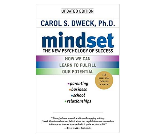 Mindset Buchcover