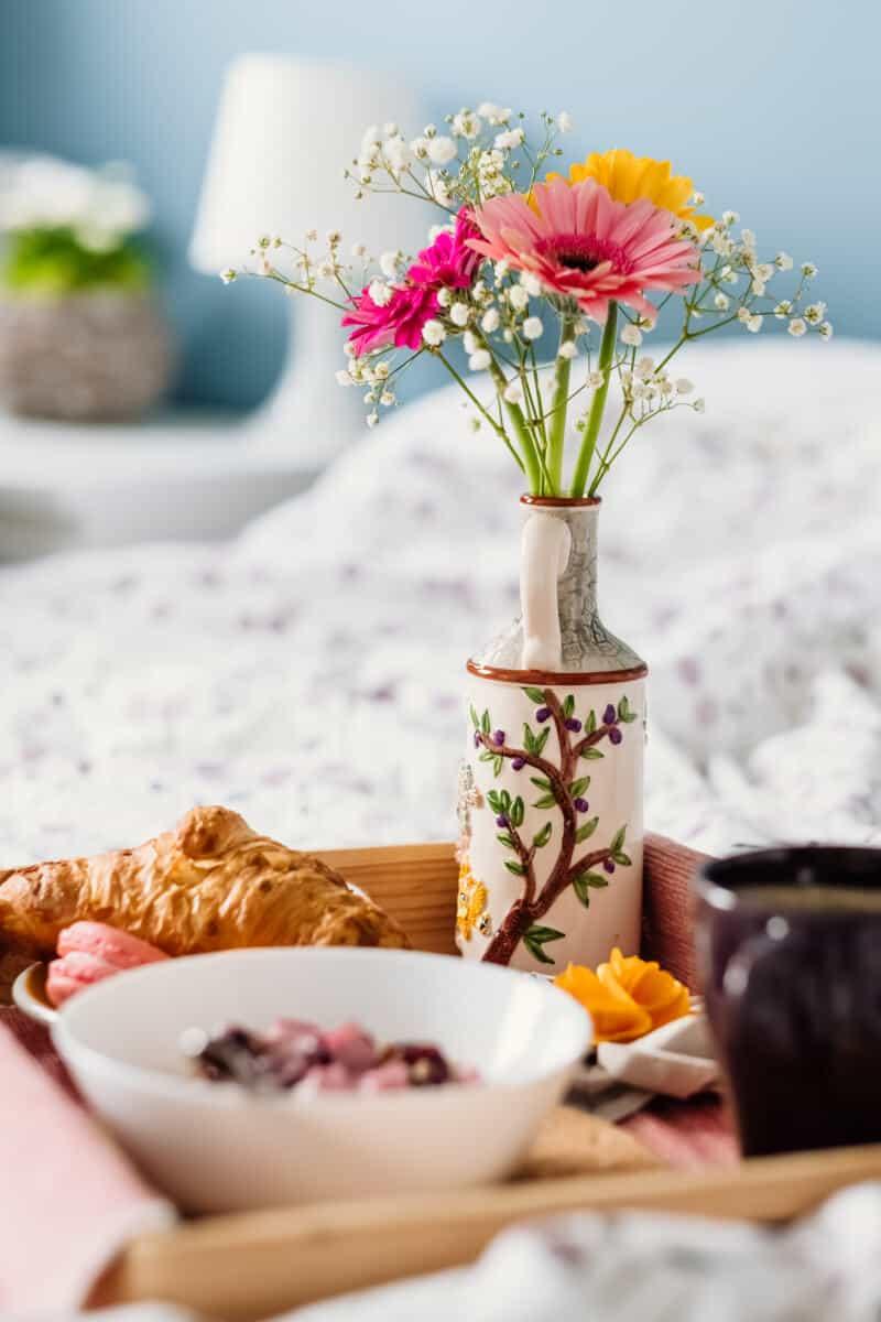 Miracle Morning breakfast