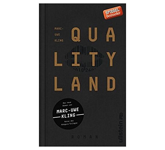 Qualityland Buchcover