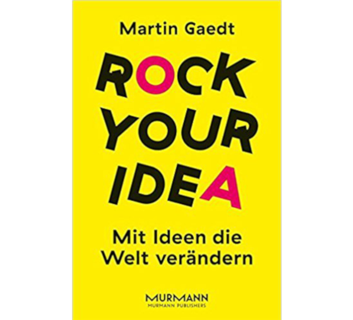 Rock your idea Buchcover