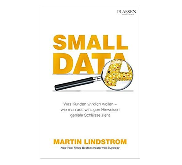 Small Data - Buchcover