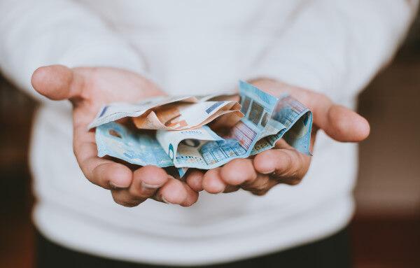 Meine Top 8 Denkanstöße - Geldspende