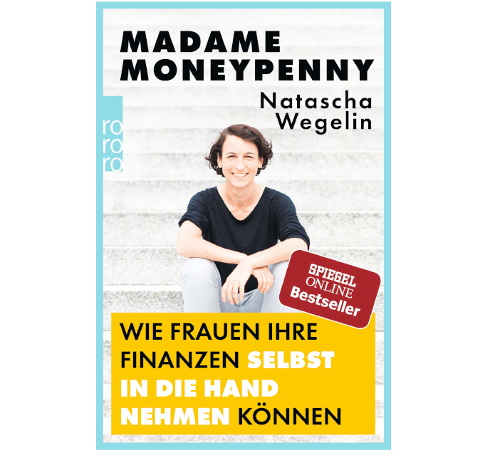 Buchcover Madame Moneypenny