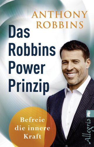 Das Robbins Power Prinzip - Buchcover