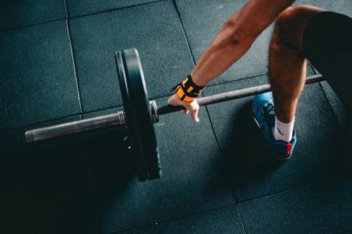 Das Robbins Power Prinzip - Gewichtheber-Bild