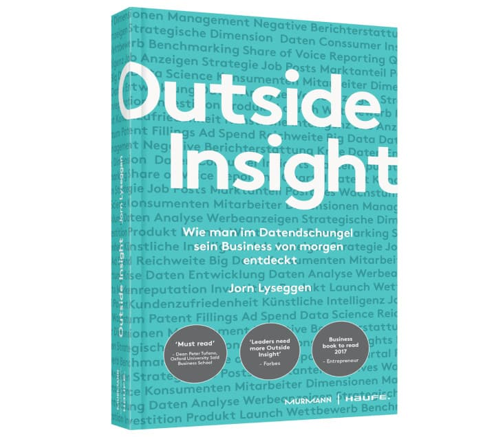 Outside Insight Buchcover