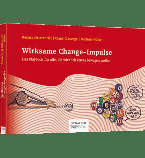 Buchcover Wirksame Change-Impulse