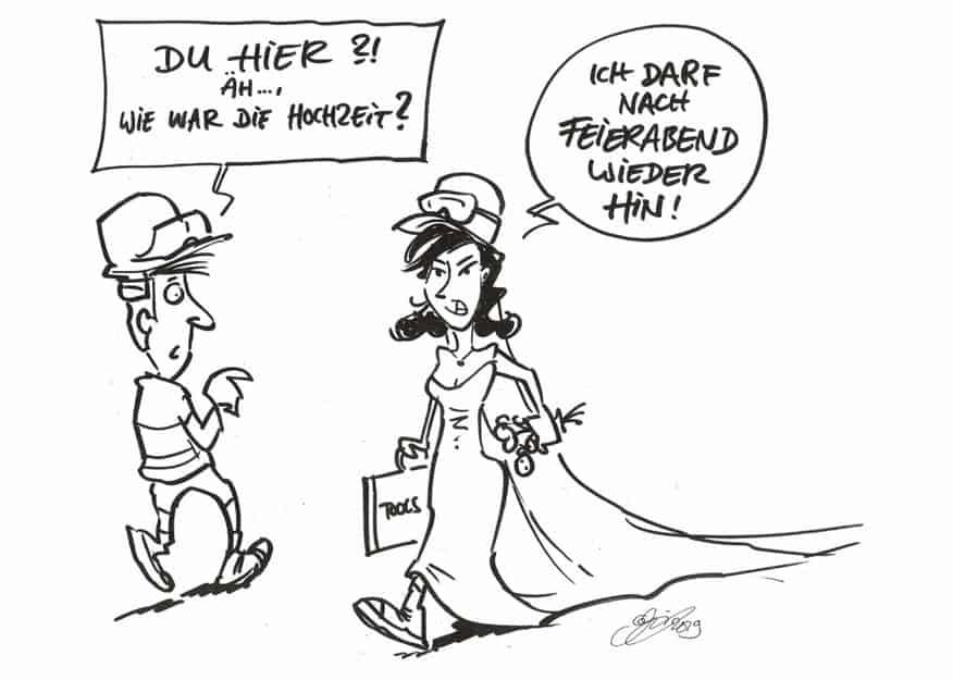 Wertschätzung_Karikatur_Wirksame Change-Impulse