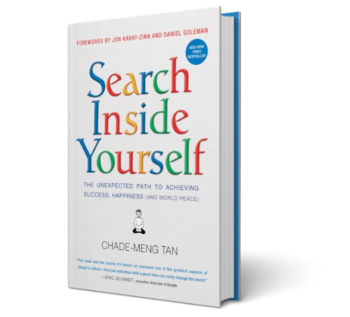 Search inside yourself - Buchcover